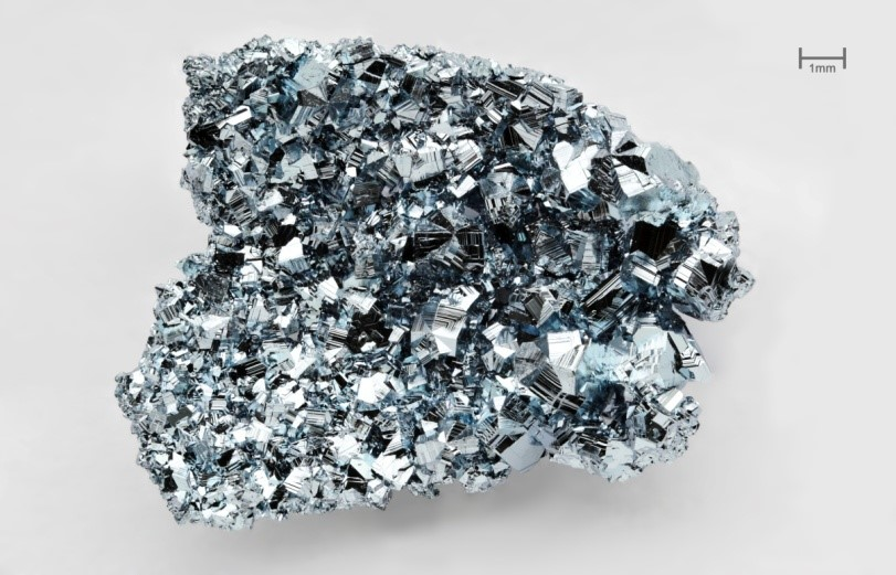 Osmium on kõige raskem metall Maal