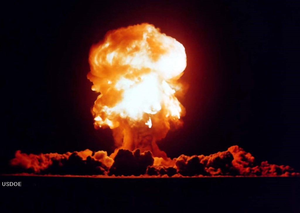 Väga kiire keemiline reaktsioon võib lõppeda plahvatusega