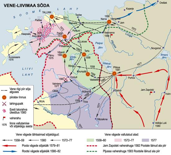Vene-Liivimaa sõda.