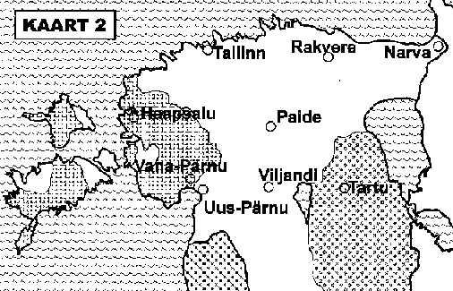 Eesti pärast Jüriöö ülestõusu.