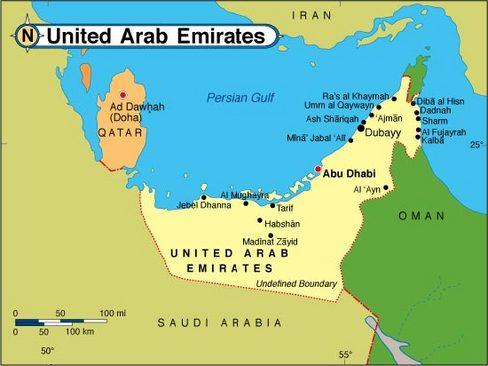 Araabia Ühendemiraadid