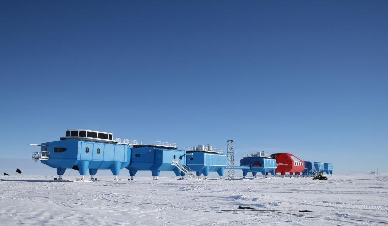 Uurimisjaam Antarktikas.
