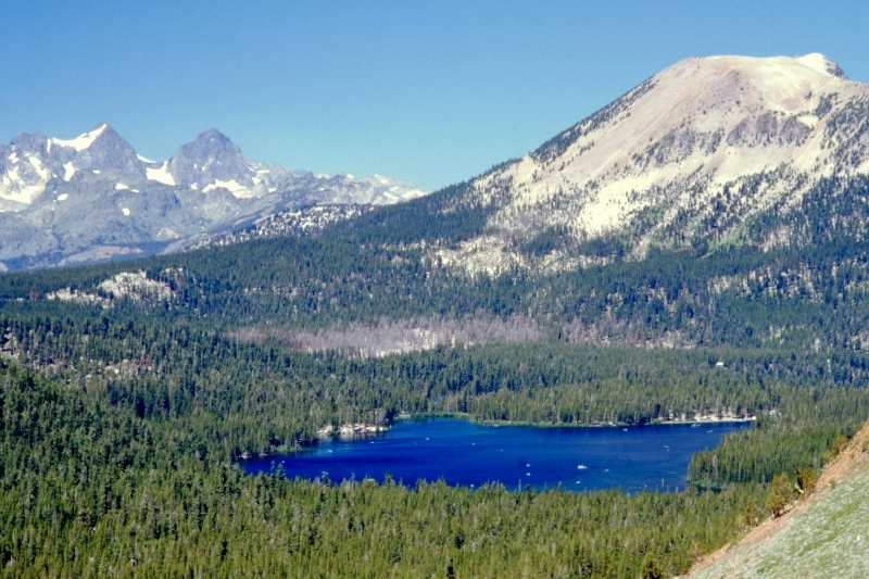 Sierra Nevada mäestik