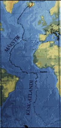 Kesk-Atlandi mäestik