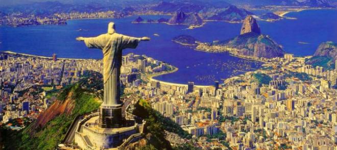 Jumala kuju Corcovado mäel.