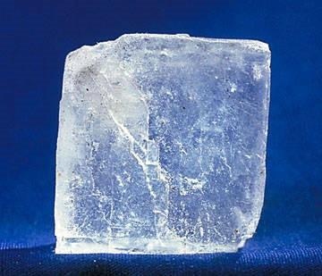 Naatriumkloriidi kristall