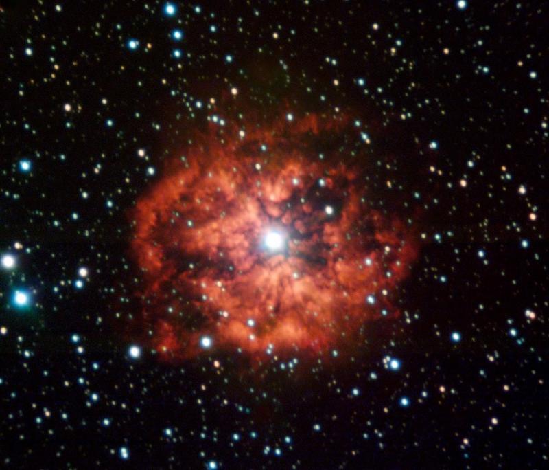 Tähed koosnevad peamiselt vesinikust