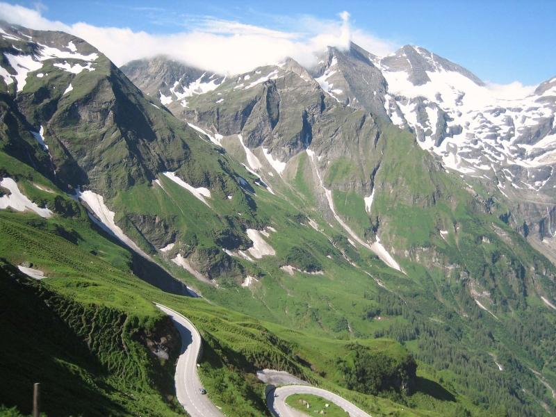 Alpide maastik