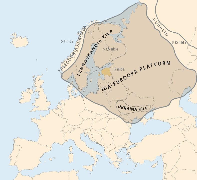 Ida-Euroopa platvorm