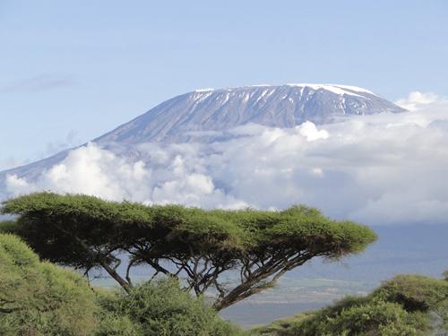 Kilimanjaro Aafrikas