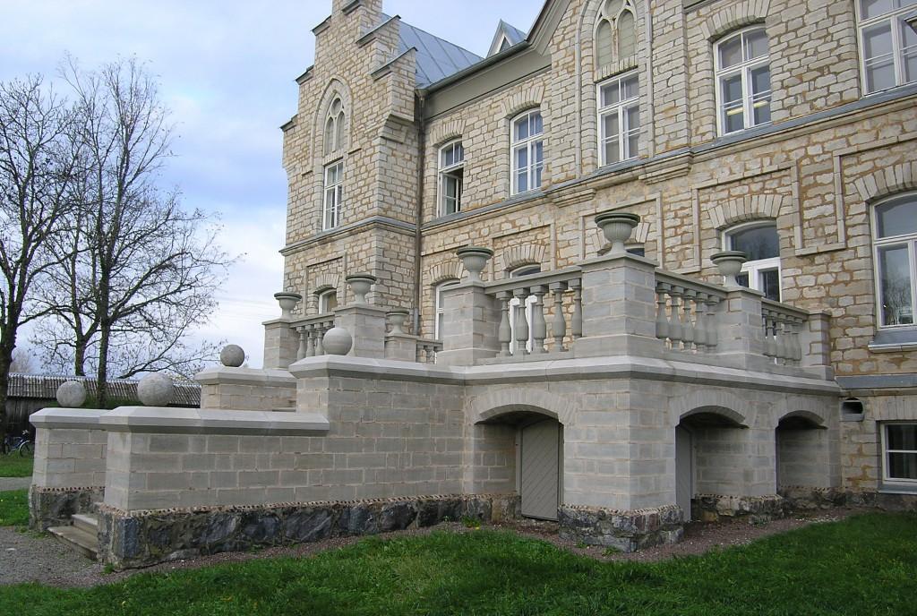 Marmorist Vasalemma loss