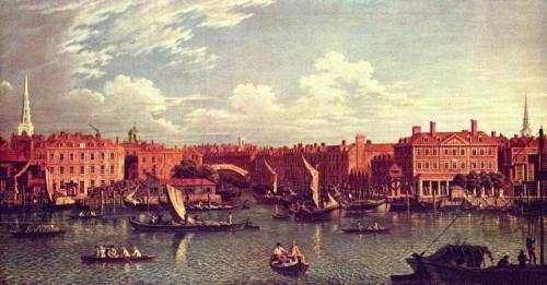 London 1750 aastal