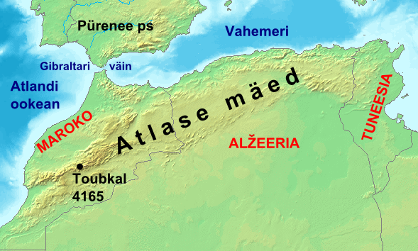 Atlase_maed