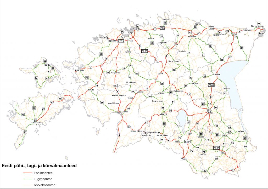 Teedevõrgustik