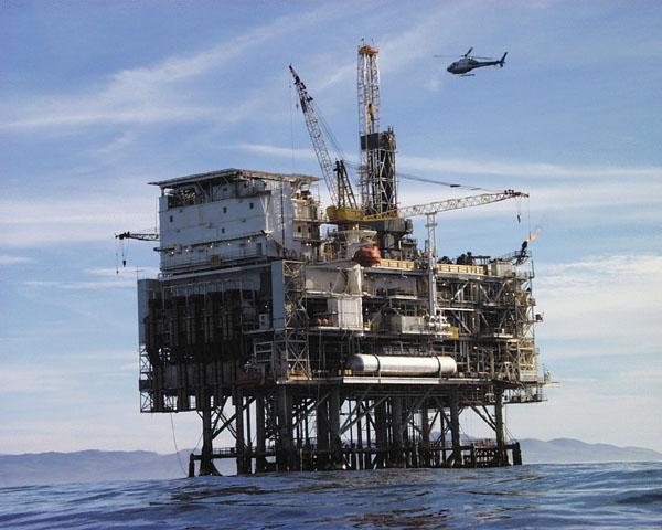 Nafta kaevandamine