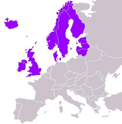 Põhjamaad