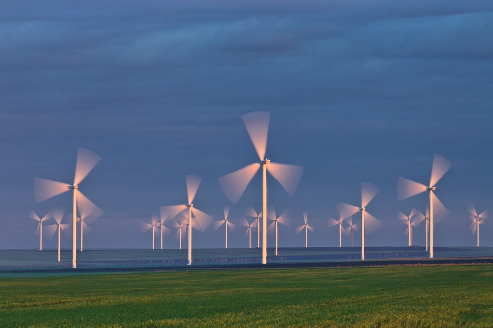 Tuulepark maismaal