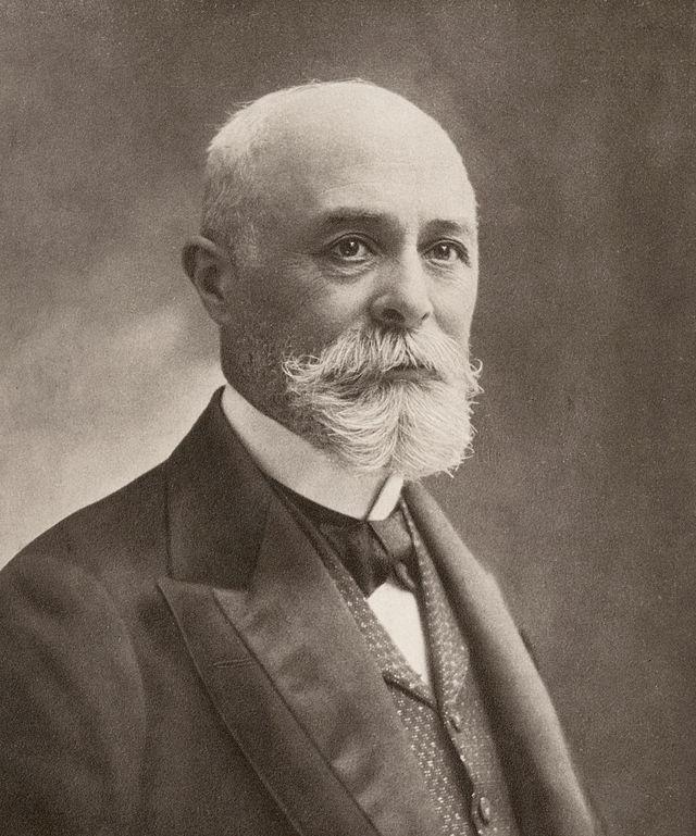 Henri Becquerel (1852 - 1908)