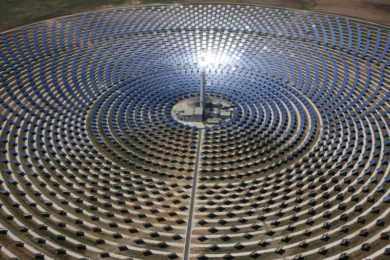 Päikeseenergiajaam