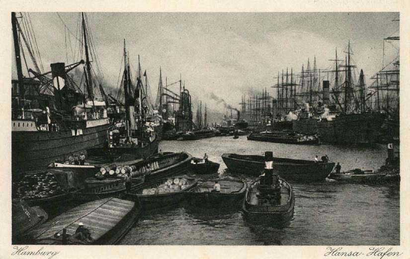 Hamburg 1241 aastal