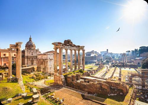 Antiik-Rooma linna varemed