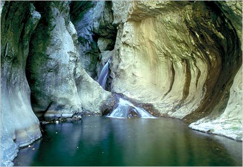 Maa-alune jõgi Sloveenias