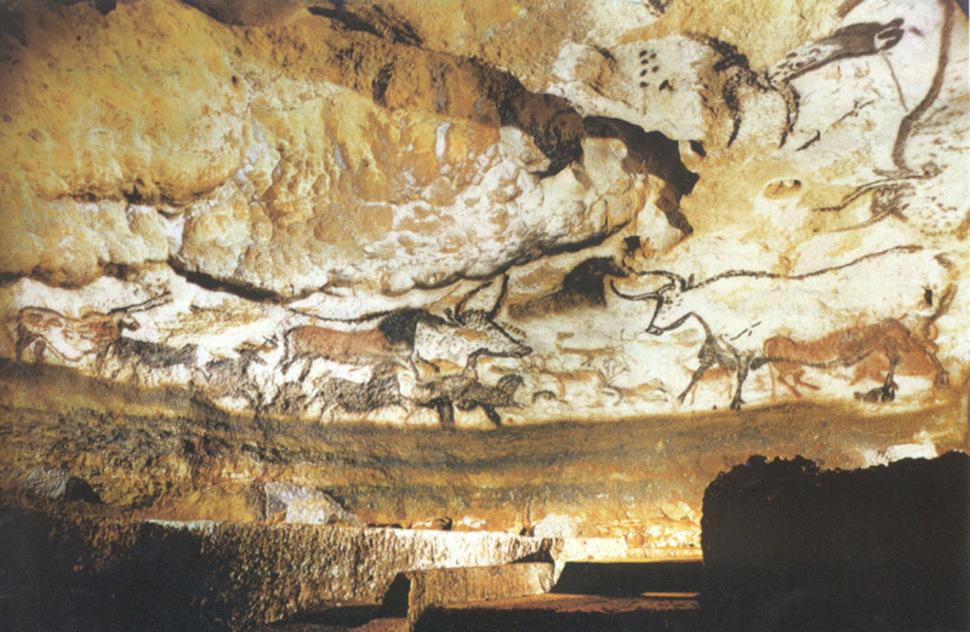 Üle 12 000 aasta vana seinamaal Prantsusmaal