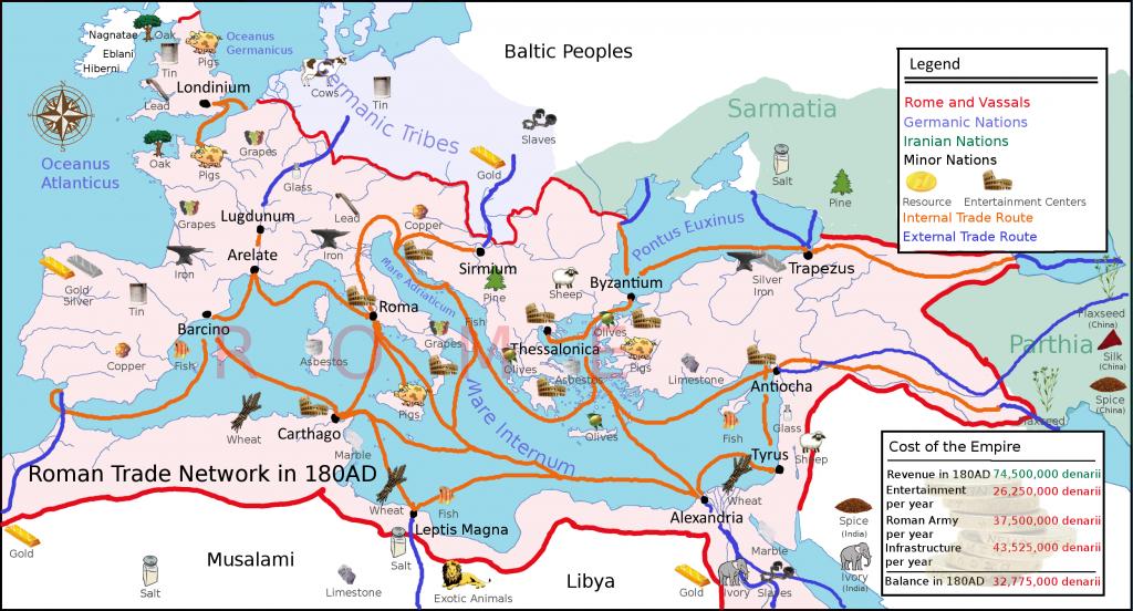 Europe_180ad_roman_trade_map