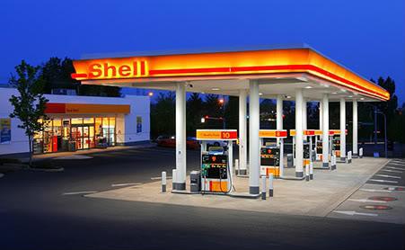 Shelli bensiinijaam