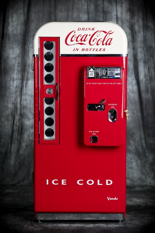 Coca-Cola joogiautomaat