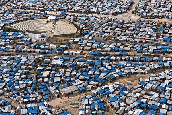 Haiti pagulaslaager