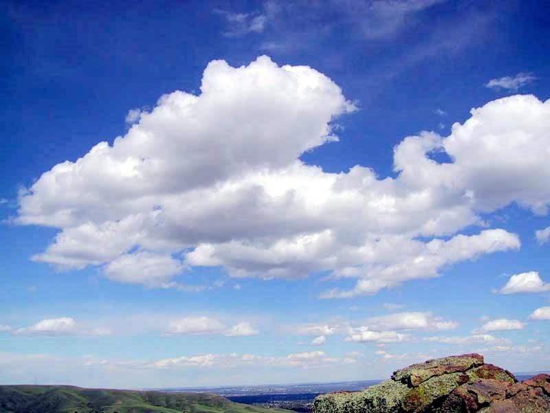 Pilved koosnevad õhust välja kondenseerunud veeaurust