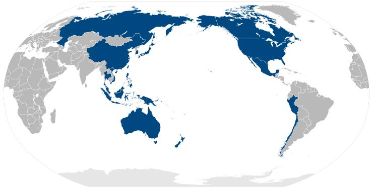 APEC liikmesriigid