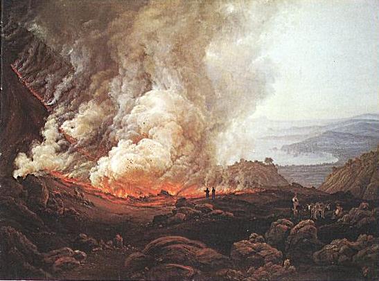 Dahl-Vesuvius