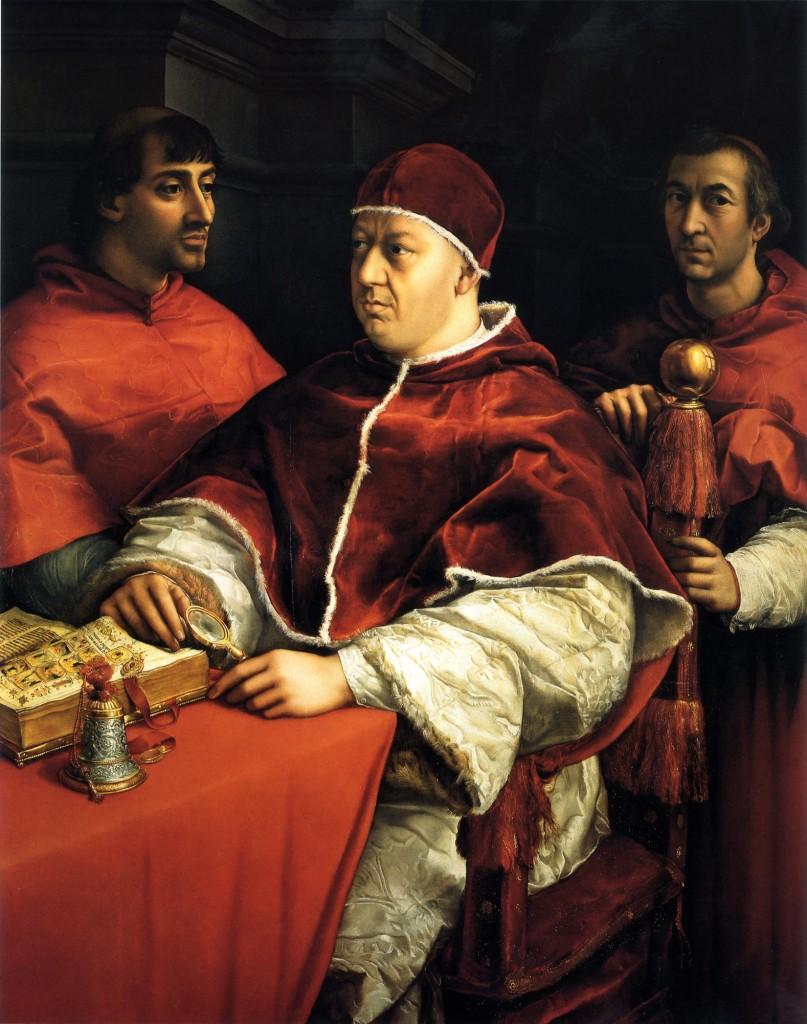 Paavst ja kardinalid