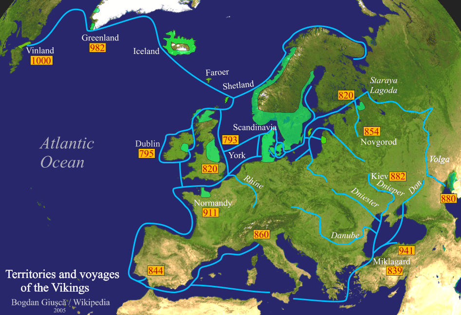 Vikingite retked