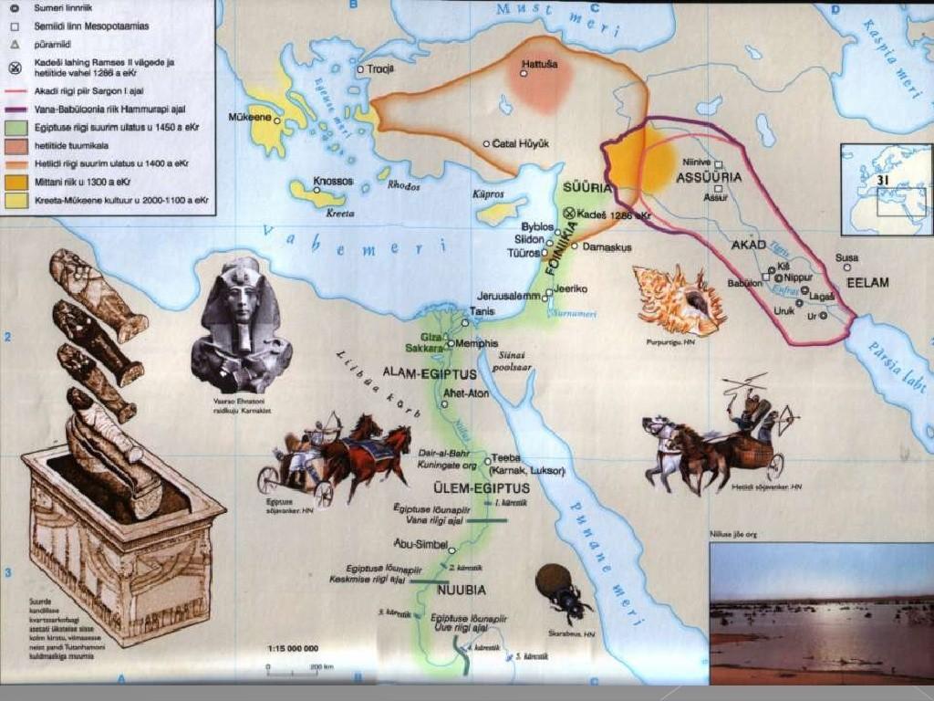 egiptuskaart