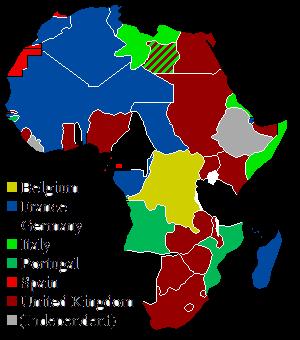 Aafrika kaart 12 klass