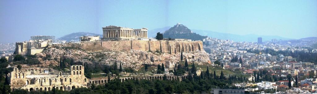 Ateena akropol