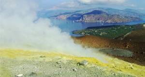 Sulaväävlit leidub vulkaanilistes piirkondades