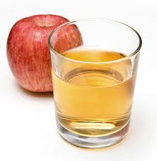 drink apple juise