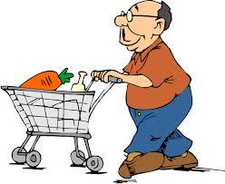 push a cart