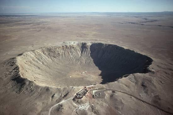Arizona meteoriidikraater
