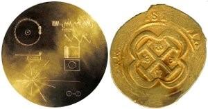 Nasa sõnum kosmosesse Voyageri pardal ning piraatide kuldmünt
