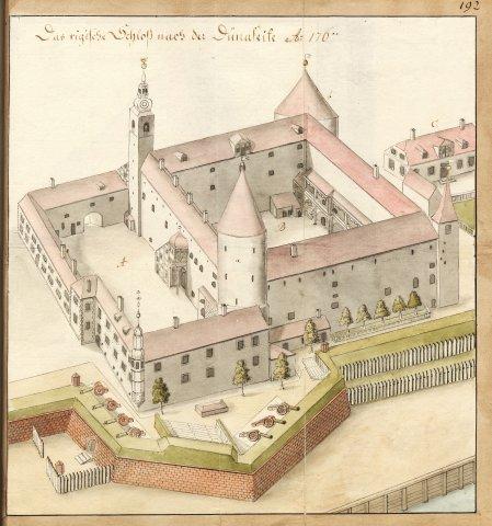 Liivimaa ordu Riia loss