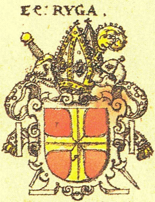 Peapiiskopkonna vapp