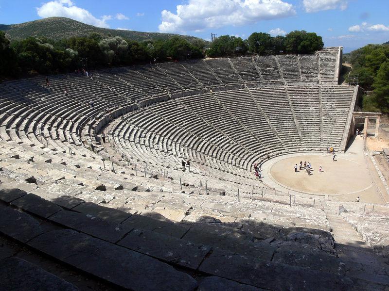 Epidauruse teater