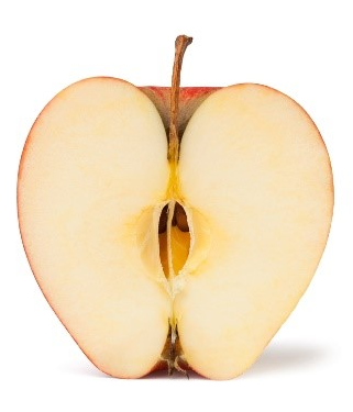 Pool õuna