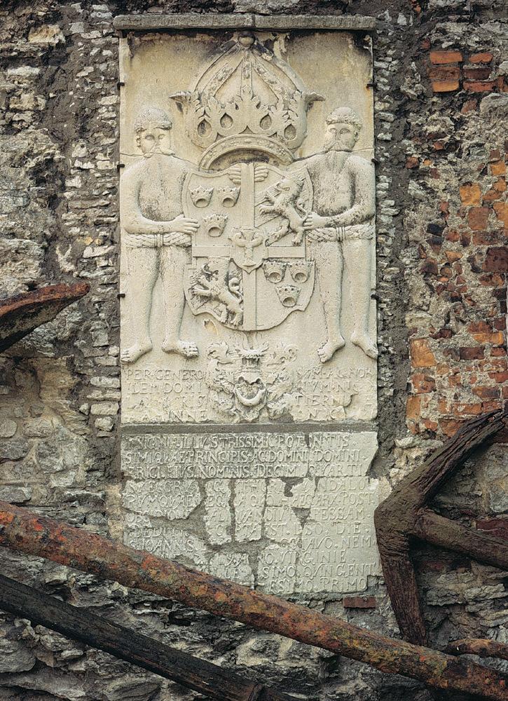 Tallinna kodanike tellimusel valminud monumentaalne mälestustahvel, jäädvustamaks Eestimaa provintsi inkorporeerimist Rootsi kuningriiki aastal 1561.