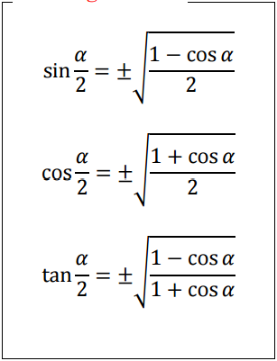 Trigonomeetriapoolnurgavalem